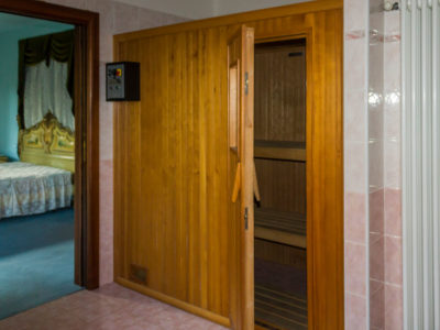 Bhakti sauna Luigi XVI